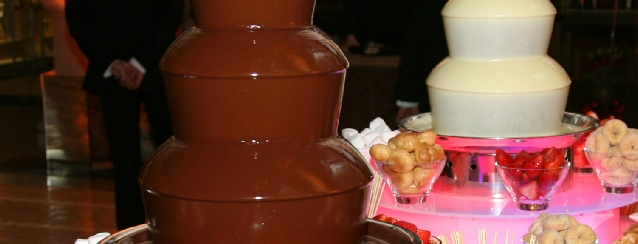 chocolate-fountain-hire-corporate-event-kent